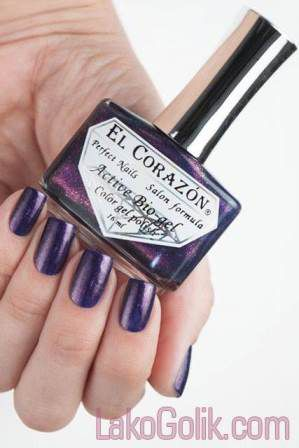 El Corazon Active Bio-gel Magic Shine 423/578 Magic Oriental Night