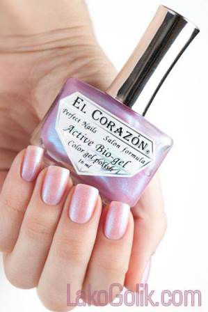 El Corazon Active Bio-gel Magic Shine 423/557 Magic Smoke