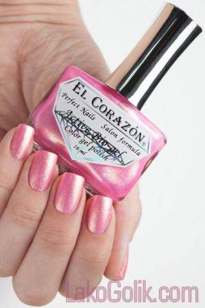 El Corazon Active Bio-gel Magic Shine 423/563 Magic Rosebud