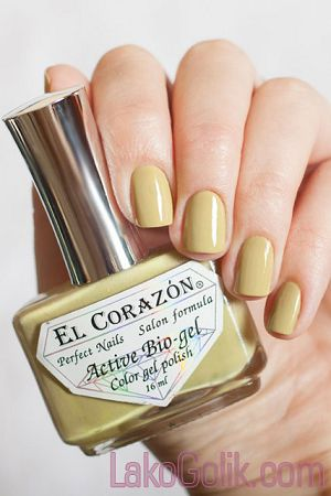 El Corazon Active Bio-gel Cream 423/261