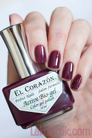 El Corazon Active Bio-gel Cream 423/270