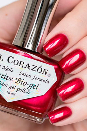 El Corazon Active Bio-gel Nail Party 423/626 Strawberry Margarita