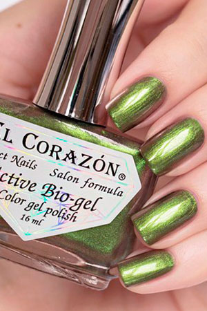 El Corazon Active Bio-gel Nail Party 423/625 Mojito