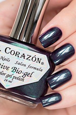 El Corazon Active Bio-gel Nail Party 423/621 Blackberry Caipirinha