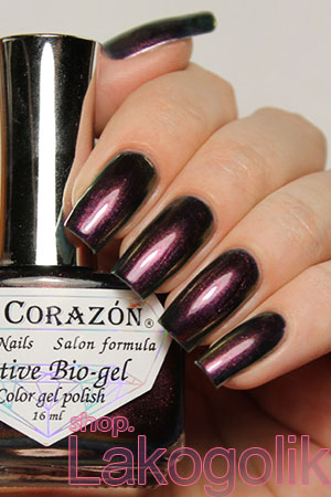 El Corazon Active Bio-gel Nail Polish Maniac 423/707 Cat s eyes