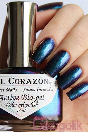 El Corazon Active Bio-gel Polishaholic 423/721 Nail polish Fairy