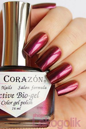 El Corazon Active Bio-gel Polishaholic 423/723 Nail polish House