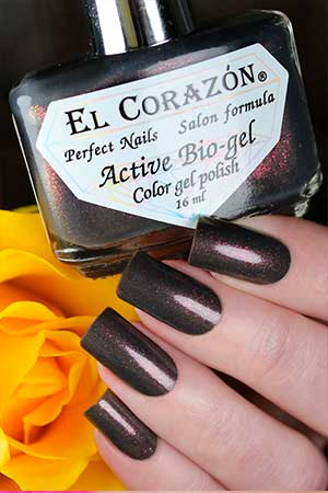 El Corazon Active Bio-gel Volcanic haze 423/1123