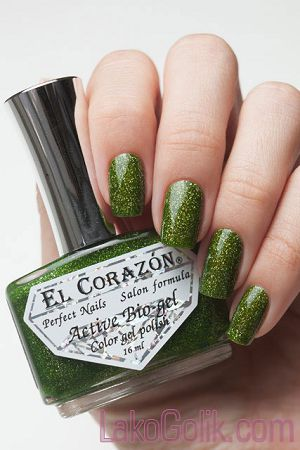 El Corazon Active Bio-gel Large Hologram 423/507 Nymph