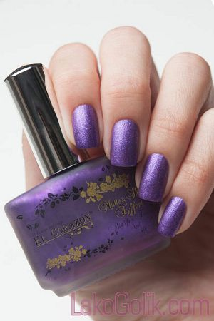 El Corazon Matte and Shine Effect 162