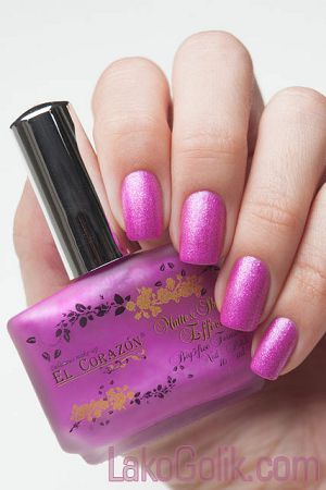 El Corazon Matte and Shine Effect 164
