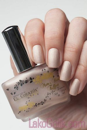 El Corazon Matte and Shine Effect 171